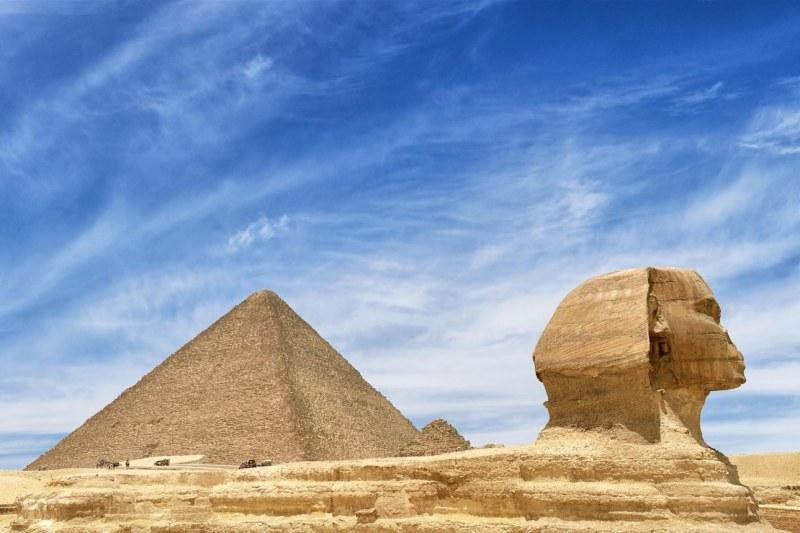 Pyramid of Giza 1