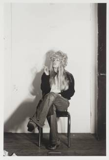 Untitled 1976, printed 2000 Cindy Sherman born 1954 Purchased with funds provided by the American Fund for the Tate Gallery 2001 http://www.tate.org.uk/art/work/P78499