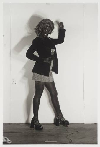 Untitled 1976, printed 2000 Cindy Sherman born 1954 Purchased with funds provided by the American Fund for the Tate Gallery 2001 http://www.tate.org.uk/art/work/P78535
